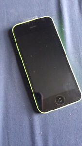 iPhone 5c through rogers