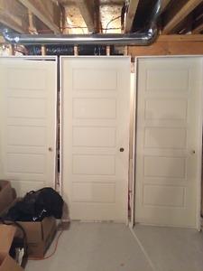 left over doors for sale