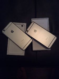 2 Iphone Gb/64Gb Factory Unlocked MINT!!