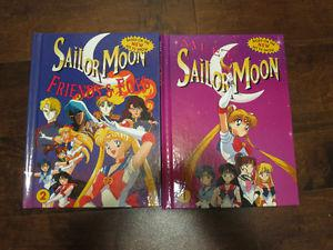 2 Sailor Moon Books