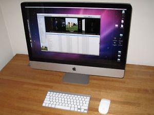 """21.5"""" iMac trade for Older VW Jetta"""