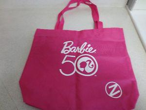 50th Anniversary Barbie Tote Bag