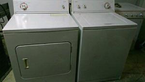Admiral dryer + FREE washing machine $200 takes