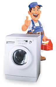 Appliances Broken, no worries