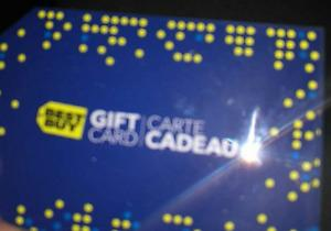 BEST BUY 75$GIFTCARD GOING FOR CHEAP