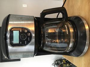 Black&decker coffee machine