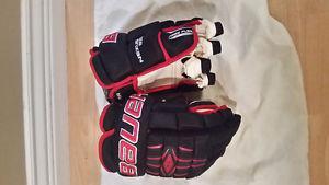 Brand New Bauer Hockey Gloves