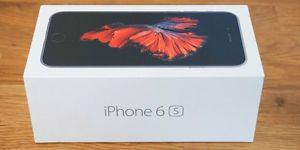 "Brand New Iphone 6s 128GB Grey ""Unlocked"""