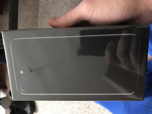 Brand new Iphone 7 Jet black in the box unlocked