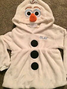 Brand new children's size 3/4 Olaf the snowman sweater