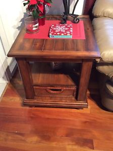 Coffee table/ 2 end table / sofa table