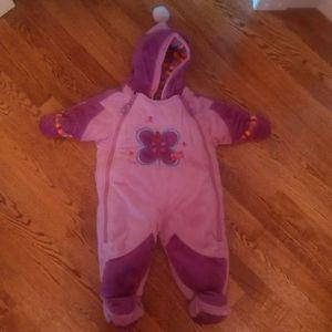 Cozy Snow Suit (Size 9M - Like New)
