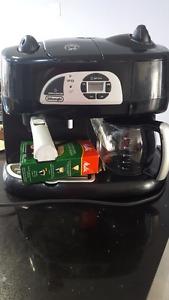 DeLonghi espresso/ cappuccino/drip coffee maker