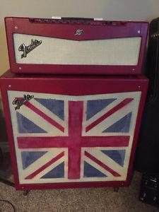 Fender Mustang V Half Stack