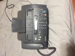 HP Inkjet Fax Machine