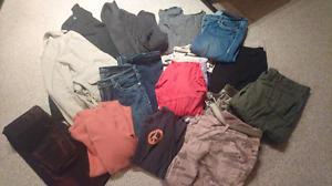 Lot of large womans clothes