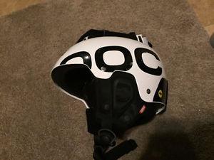 Medium size POC helmet with RECCO system/no stickers