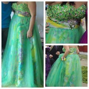 Mori Lee Prom Dress Size 12