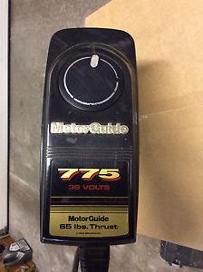 Motor Guide 775 trolling motor
