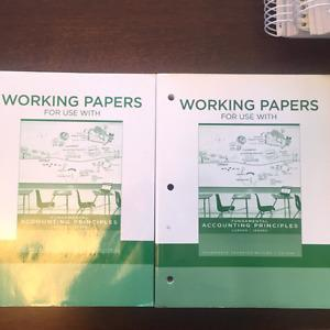 NSCC ACCOUNTING WORKING PAPER used with Fundamental
