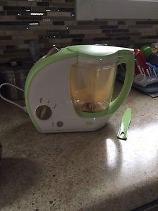 NUK baby food processor