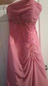 NWT prom gown