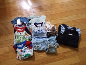 Newborn and 0 to 3 month Boys' Clothes