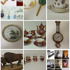 Online Auction Happening Now!
