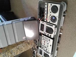 Pioneer DJ Equipment $ Or $ With Lap-Top And