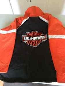 Reversable Harley Davidson jacket