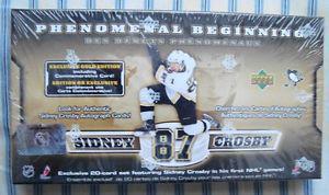 Sidney Crosby - Phenomenal Beginnings - Box Set