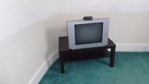 TV and table for sale - NEED TO GO!