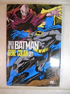 Tales of the Batman: Gene Colan Volume 1 Hardcover DC Copper