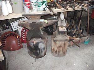 Wanted: Blacksmith tools,winchargers,tower and parts wanted