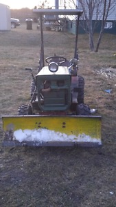 Wanted: Wanted... Older garden tractors for parts or repair
