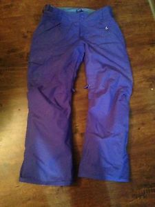 Women's North Face Snow Pants