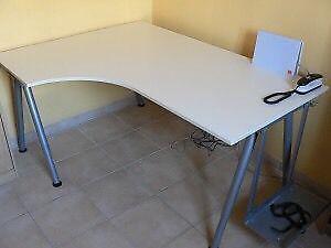 ensemble de meuble galant blanc (cause déménagement)