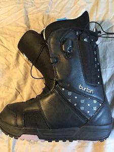 Burton True Fit Womens size 8.5 boots.