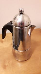 Espresso Coffee Maker - 2-Cup