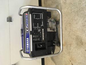 Generator - Yamaha EFi