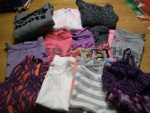 Girls size 7-8 package