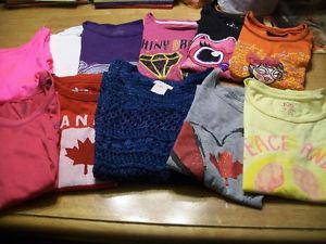 Girls size  package