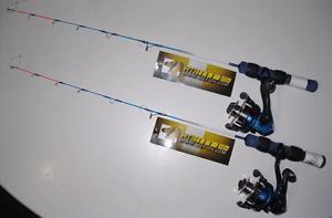 ICE FISHING ROD - Brand new!!