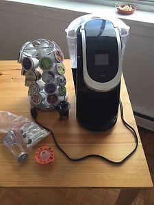 Keurig 2.0, reusable k cup, and pod holder