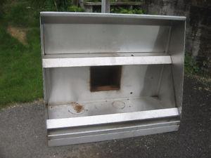 Kitchen Exhaust Vent System