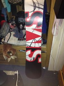 Looking to trade sims oath snowboard for fridge