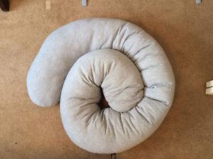 Multi purpose body pillow + cover - Leachco