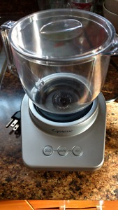 New Froth Maker with Capresso