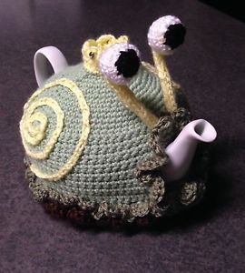 Tea Pot & Cozy