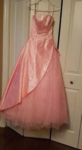 Tiffany Designer Grad Dress!